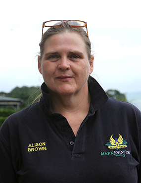 Alison Brown