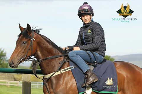 Emma Fisher mark johnston racing