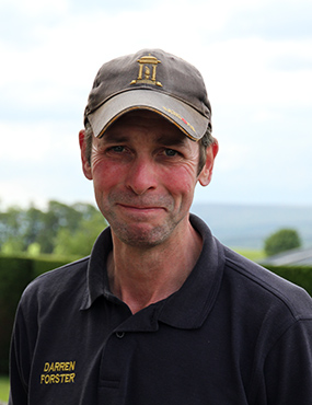 Darren Forster
