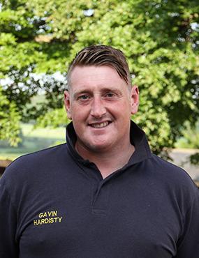 Gavin Hardisty