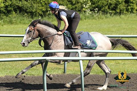 Danielle Mooney mark johnston racing