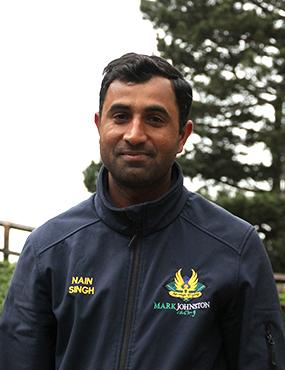 Nain Singh