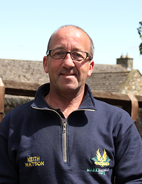 Keith Watson