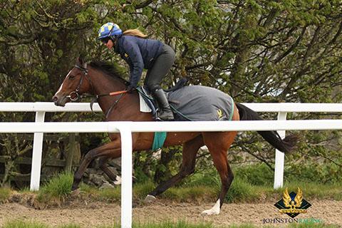 Jane Smits johnston racing